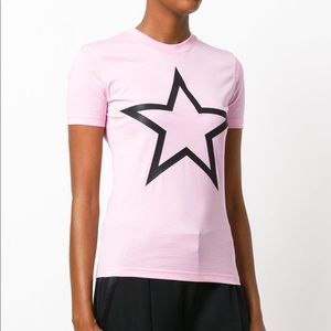 Givenchy Pink Fitted Tee